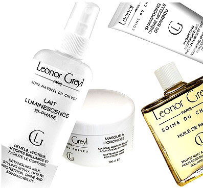 Leonor Greyl products are free of sodium laureth sulphate, silicones and parabens, which may be useful properties in rosacea treatment.