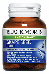 Grape Seed (Vitis Vinifera): Grape Seed Extract Supplement.