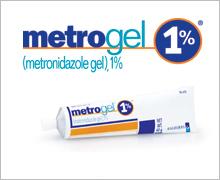 Metrogel Tube.